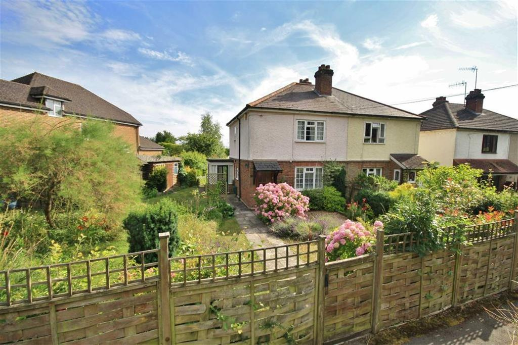 2 Bedrooms Semi Detached House for sale in Wrotham, Kent