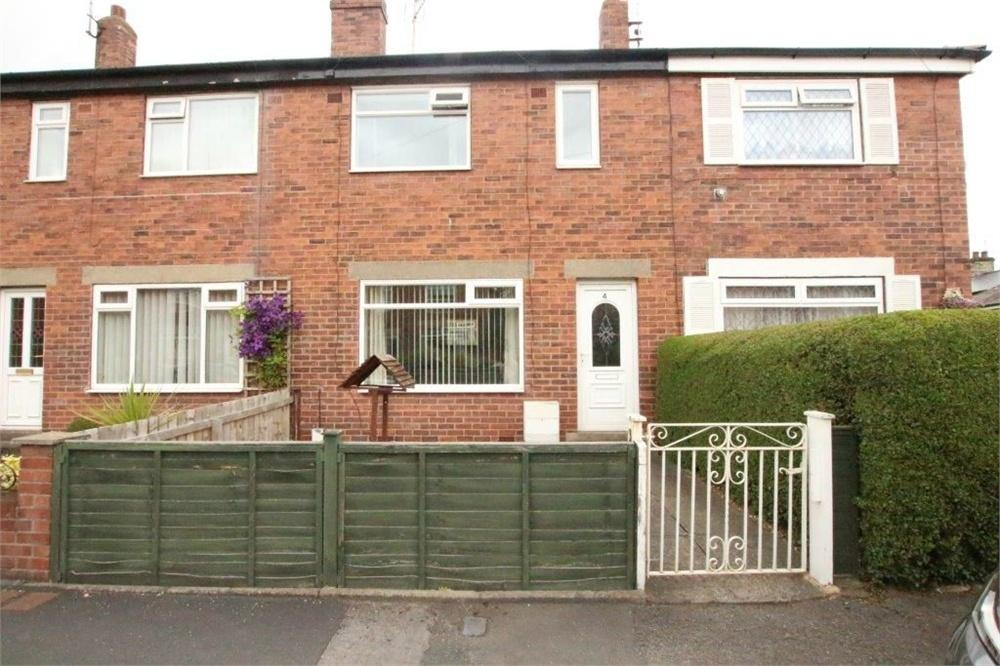 3 Bedrooms Terraced House for sale in Strawberry Avenue, LIVERSEDGE, West Yorkshire
