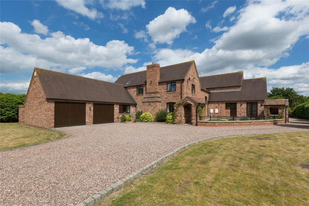 4 Bedrooms Detached House for sale in The Old Dairy, Crudgington, Telford, Shropshire