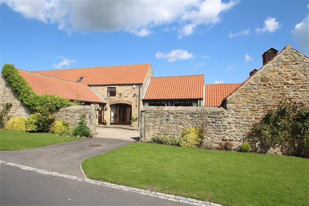 4 Bedrooms Barn Conversion Character Property for sale in Town Farm Close, Winston, County Durham