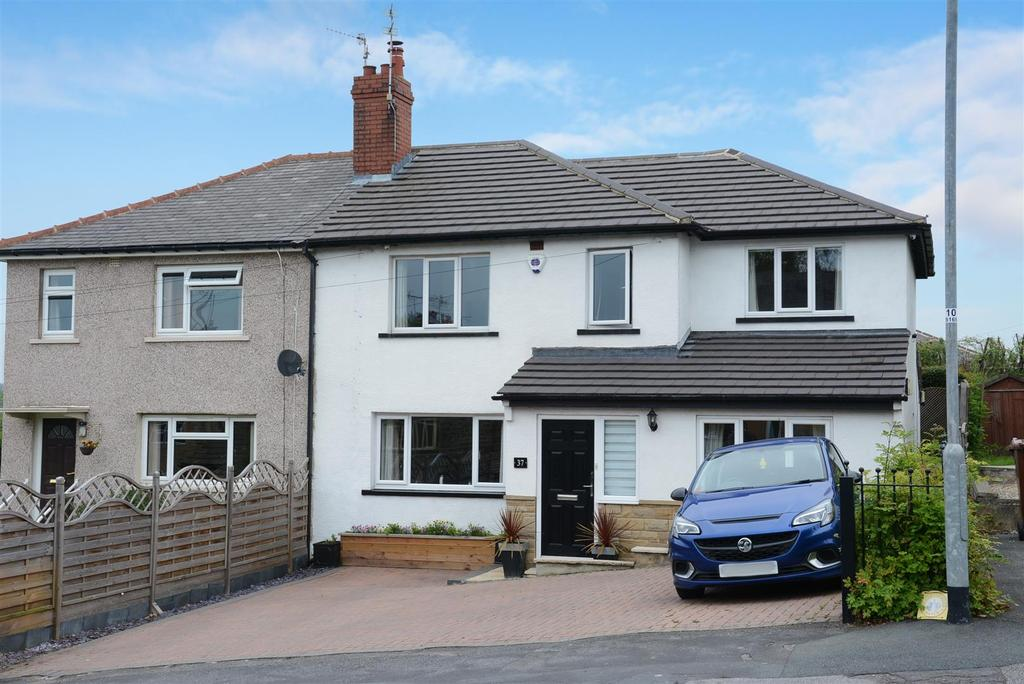 4 Bedrooms Semi Detached House for sale in Batter Lane, Rawdon