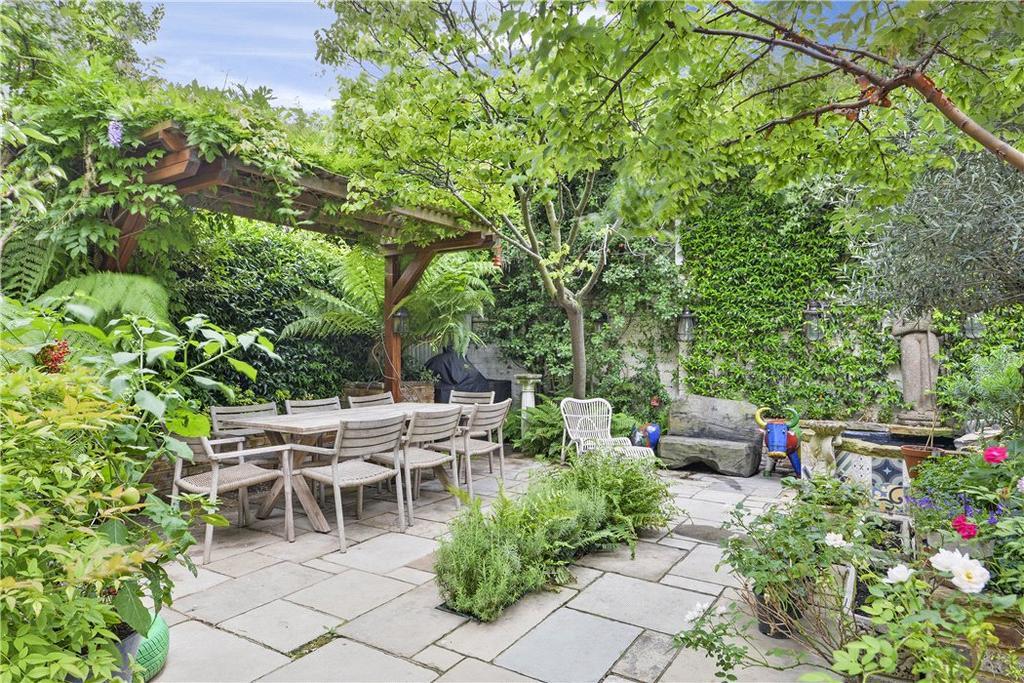 4 Bedrooms Terraced House for sale in Chelsea Park Gardens, Chelsea, London, SW3