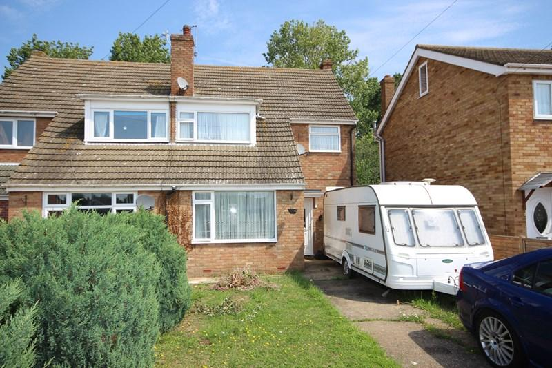 2 Bedrooms Semi Detached House for sale in Seymour Road, Tudor Development, Clacton-On-Sea