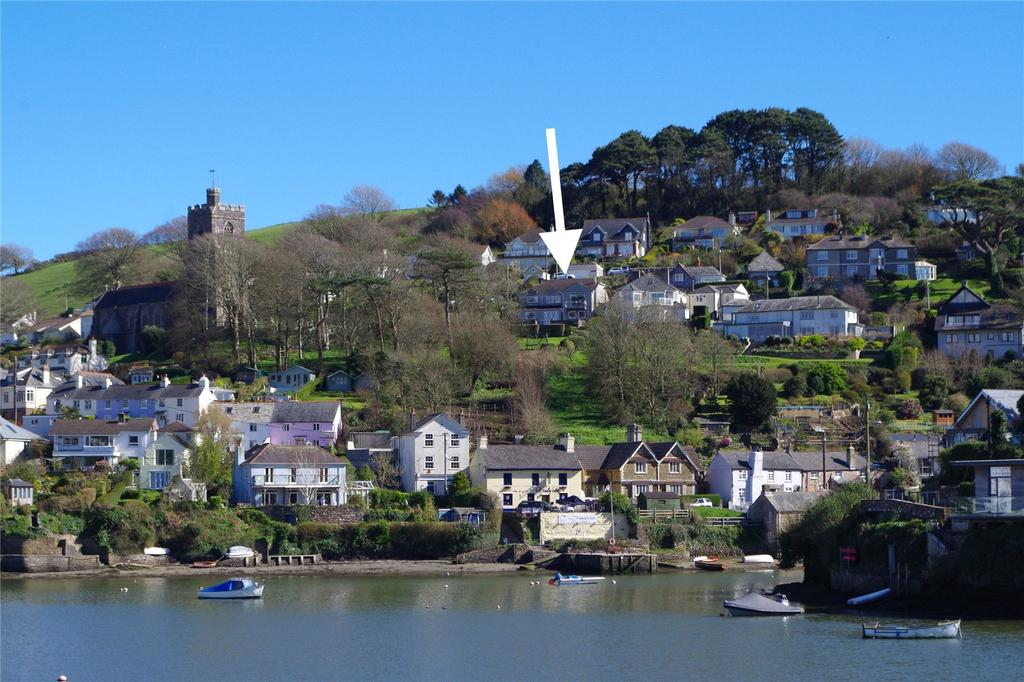 4 Bedrooms Detached House for sale in Stoke Road, Noss Mayo, Plymouth, PL8
