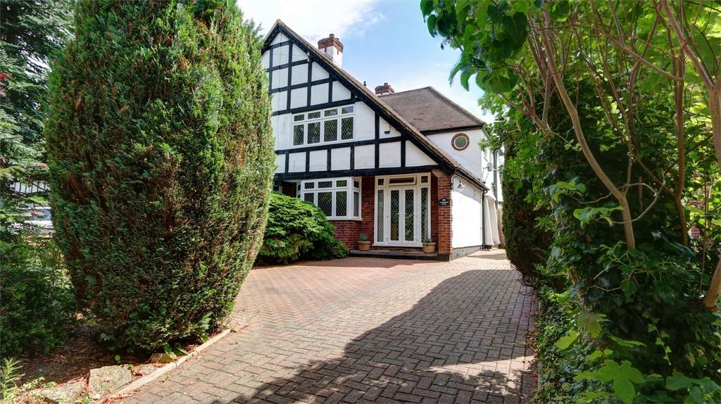 3 Bedrooms Semi Detached House for sale in St Augustines Avenue, Bromley, Kent