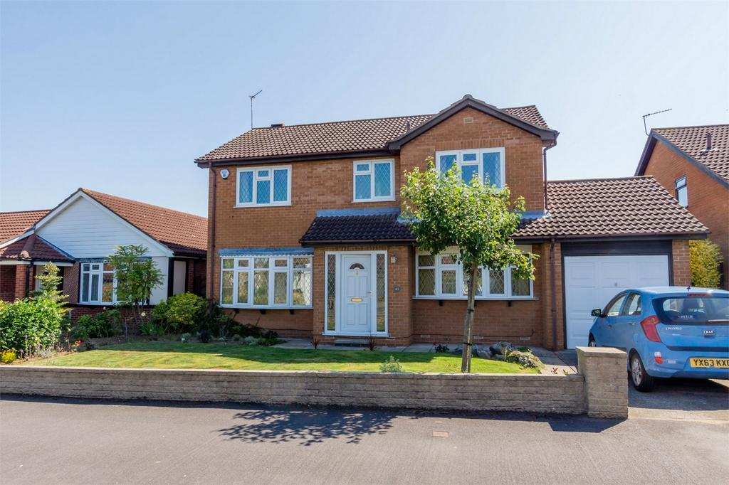 4 Bedrooms Detached House for sale in Barley Rise, Strensall, York