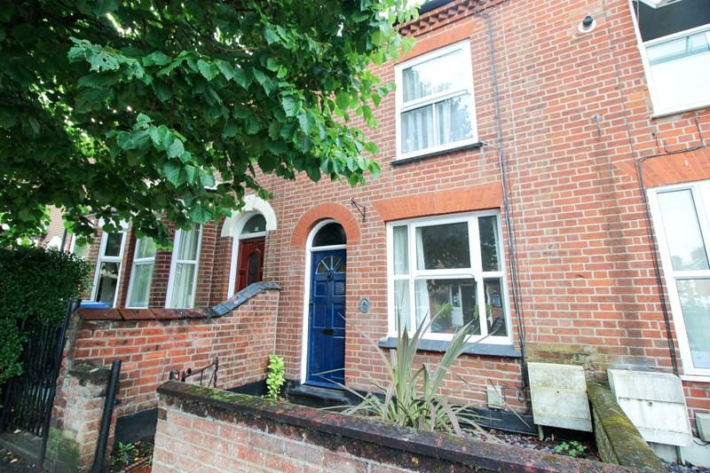2 Bedrooms Terraced House for sale in Rosebery Road, Norwich