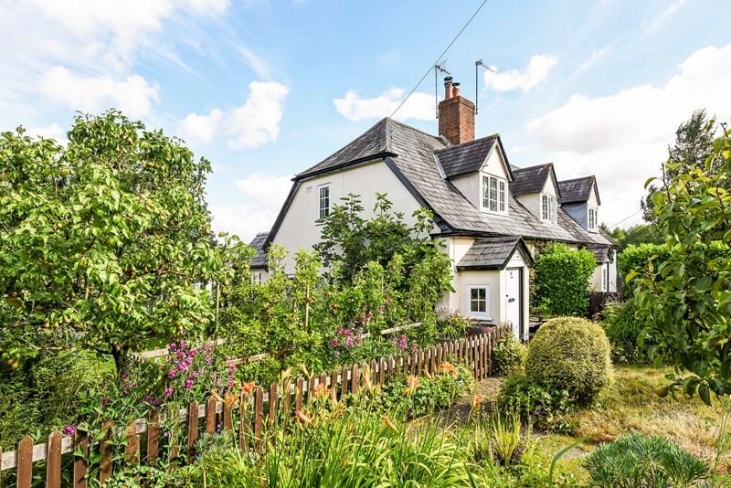 2 Bedrooms Cottage House for sale in Abbotts Ann Down, Andover