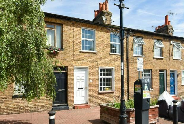 2 Bedrooms Terraced House for sale in Bexley Street Windsor