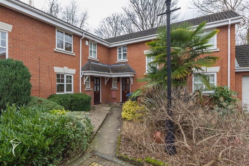 3 Bedrooms Terraced House for sale in Regents Close, Edgbaston, Birmingham