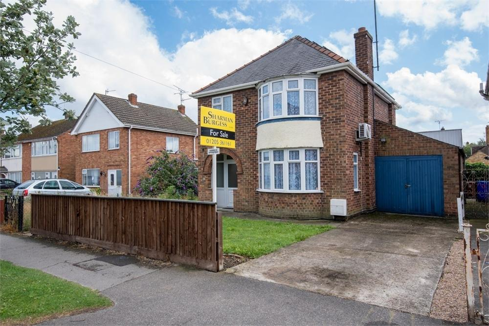 3 Bedrooms Detached House for sale in Spayne Road, Boston, Lincolnshire