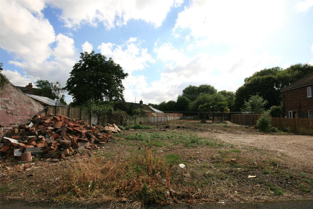 Land Commercial for sale in Station Road, Swineshead, PE20