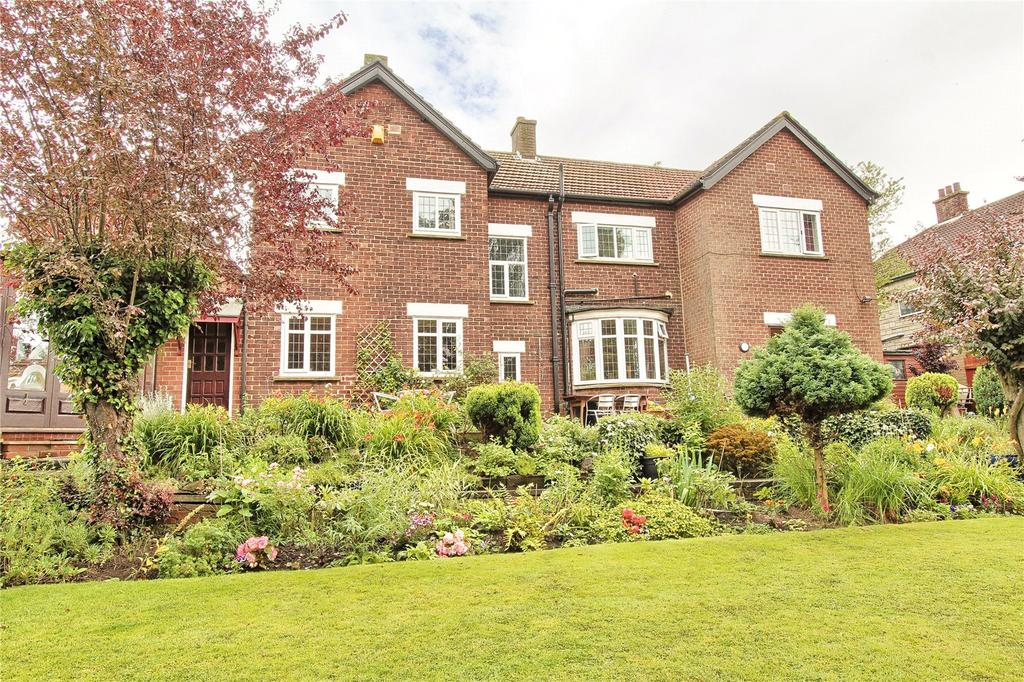 4 Bedrooms Detached House for sale in Old Road, Billingham