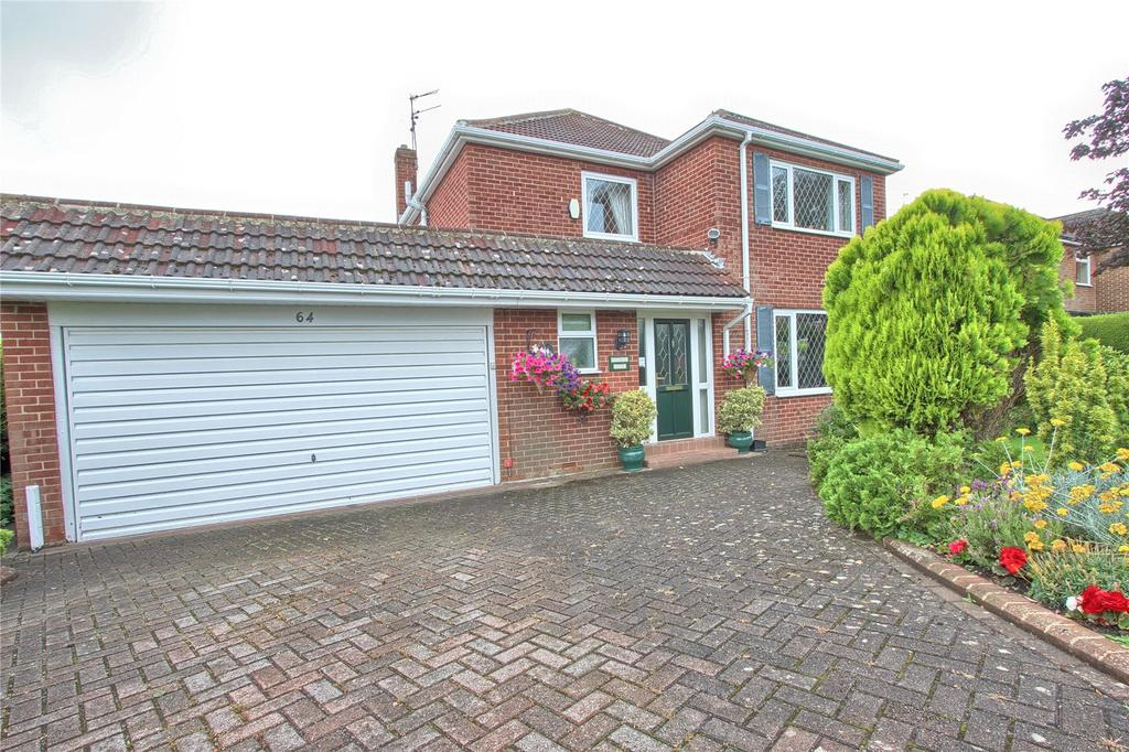 4 Bedrooms Detached House for sale in The Fairway, Saltburn-by-the-Sea