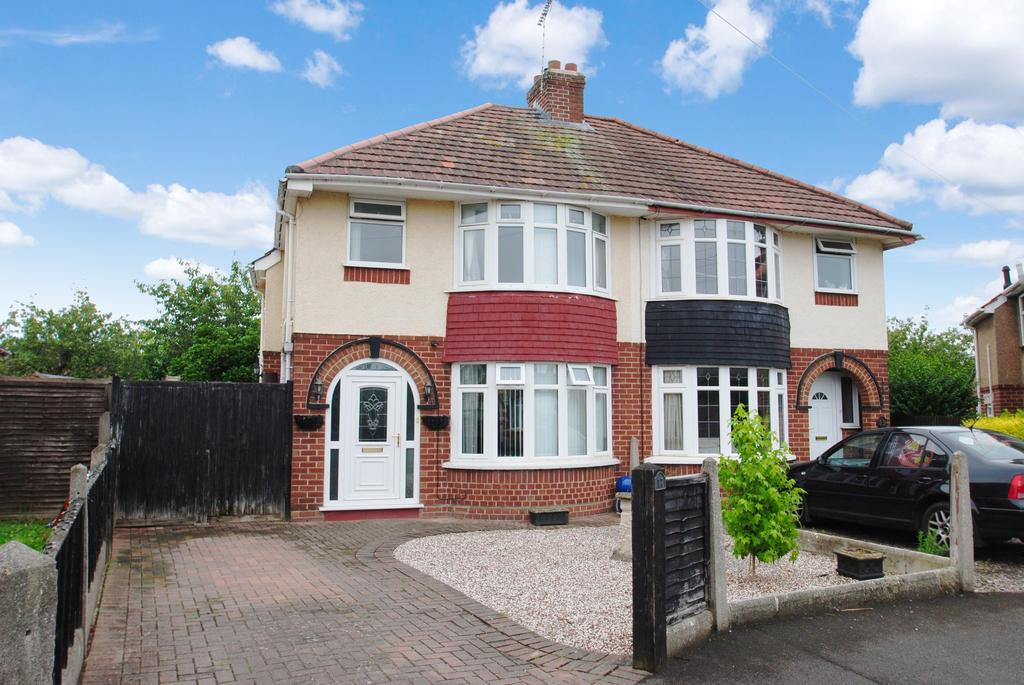 3 Bedrooms Semi Detached House for sale in Bowood Road, Taunton