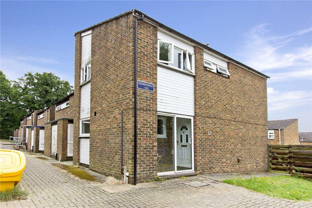 2 Bedrooms End Of Terrace House for sale in Stoneyfield, Edenbridge, Kent