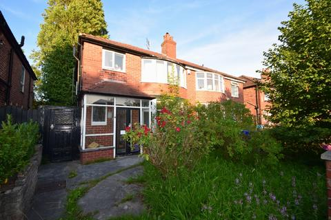 4 bedroom semi-detached house to rent - Parrs Wood Road Manchester M20 4WJ