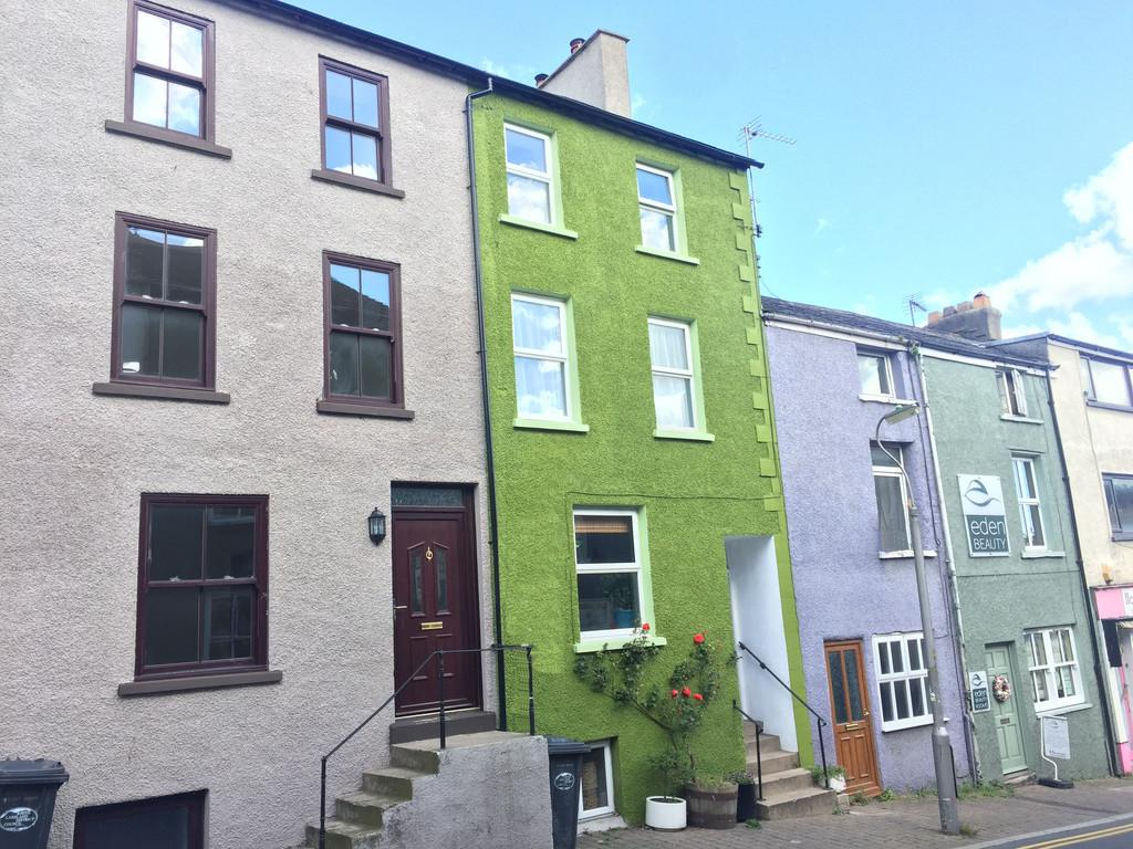 4 Bedrooms Terraced House for sale in Soutergate, Ulverston
