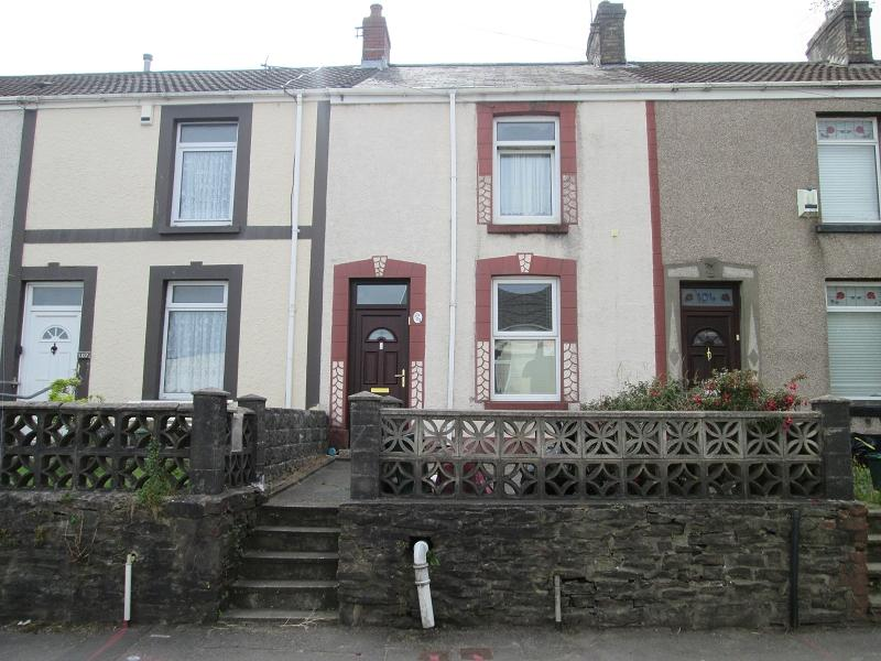 2 Bedrooms Terraced House for sale in Pentrechwyth Road, Pentrechwyth, Swansea, City And County of Swansea.