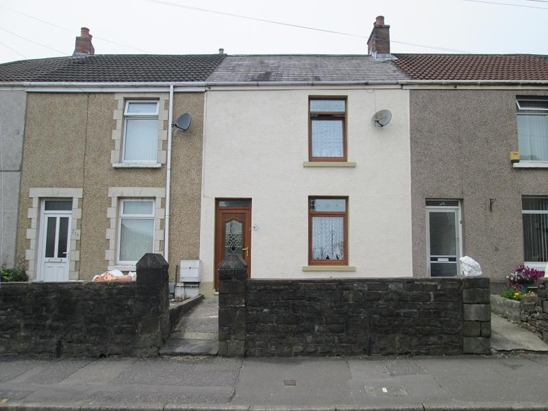 3 Bedrooms Terraced House for sale in Llangyfelach Road, Brynhyfryd, Swansea, City And County of Swansea.