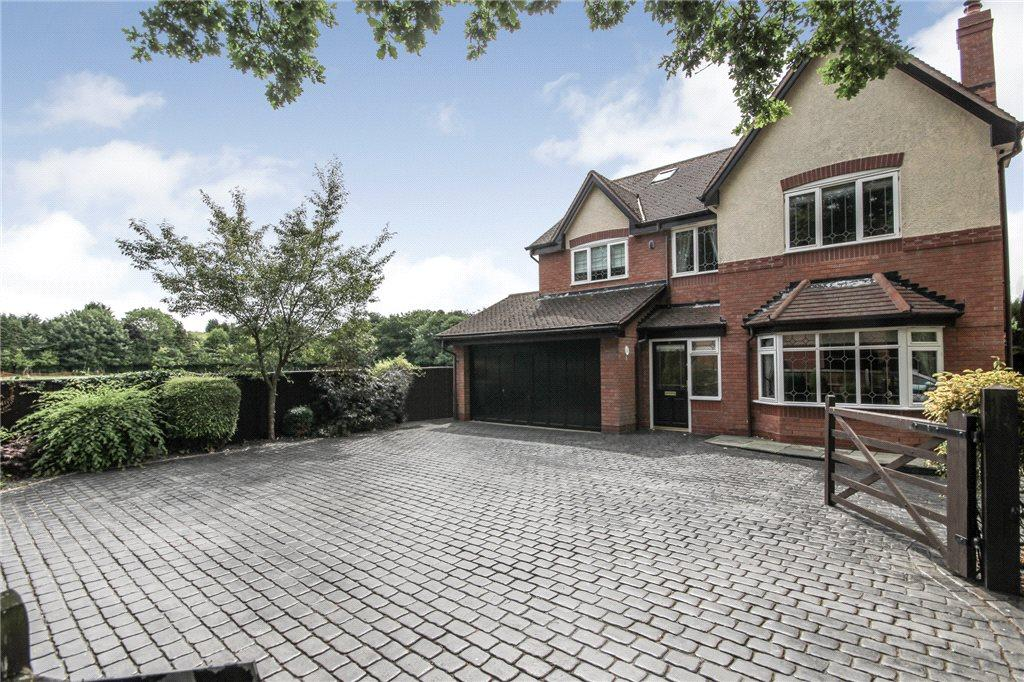 5 Bedrooms Detached House for sale in Hagley Grange, Hagley, Stourbridge, DY9