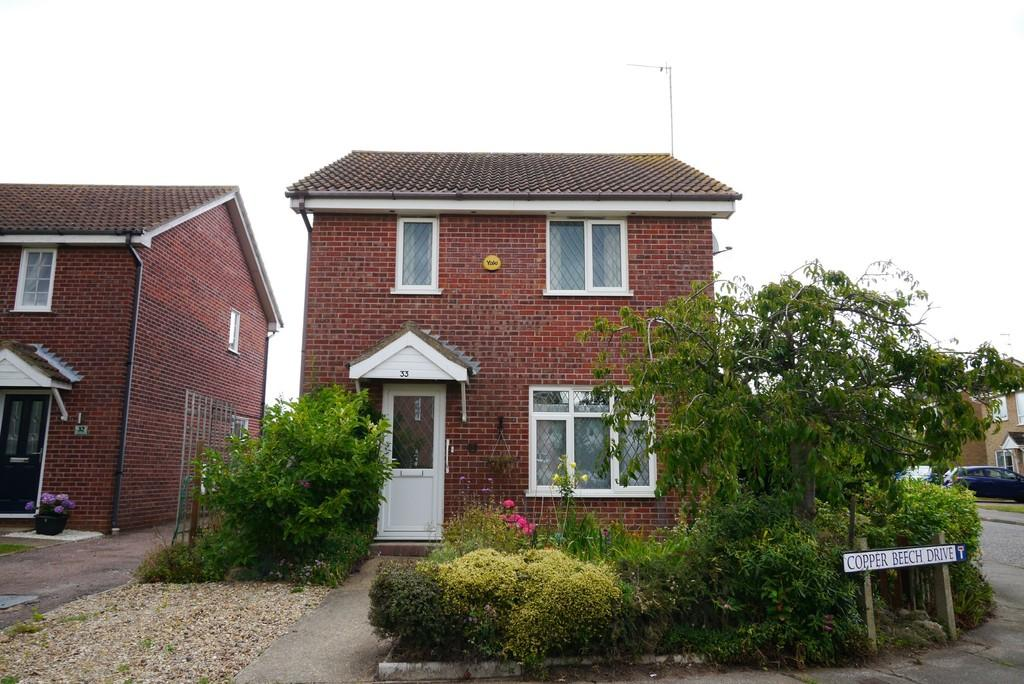 3 Bedrooms Detached House for sale in Copper Beech Drive, Carlton Colville, Lowestoft