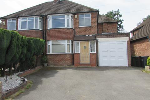 3 bedroom semi-detached house to rent - Witherford Croft, Solihull