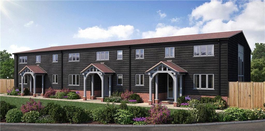 4 Bedrooms Terraced House for sale in Plot 1, Ledburn, Leighton Buzzard, Buckinghamshire, LU7