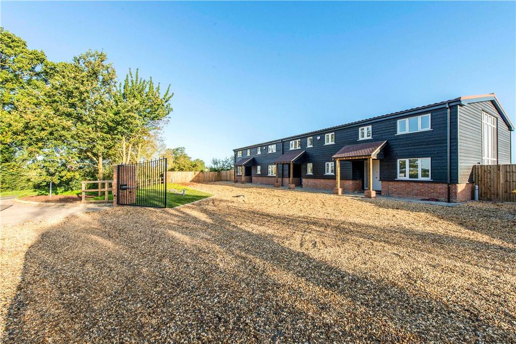 4 Bedrooms Terraced House for sale in Plot 1, Ledburn, Leighton Buzzard, Buckinghamshire, LU7