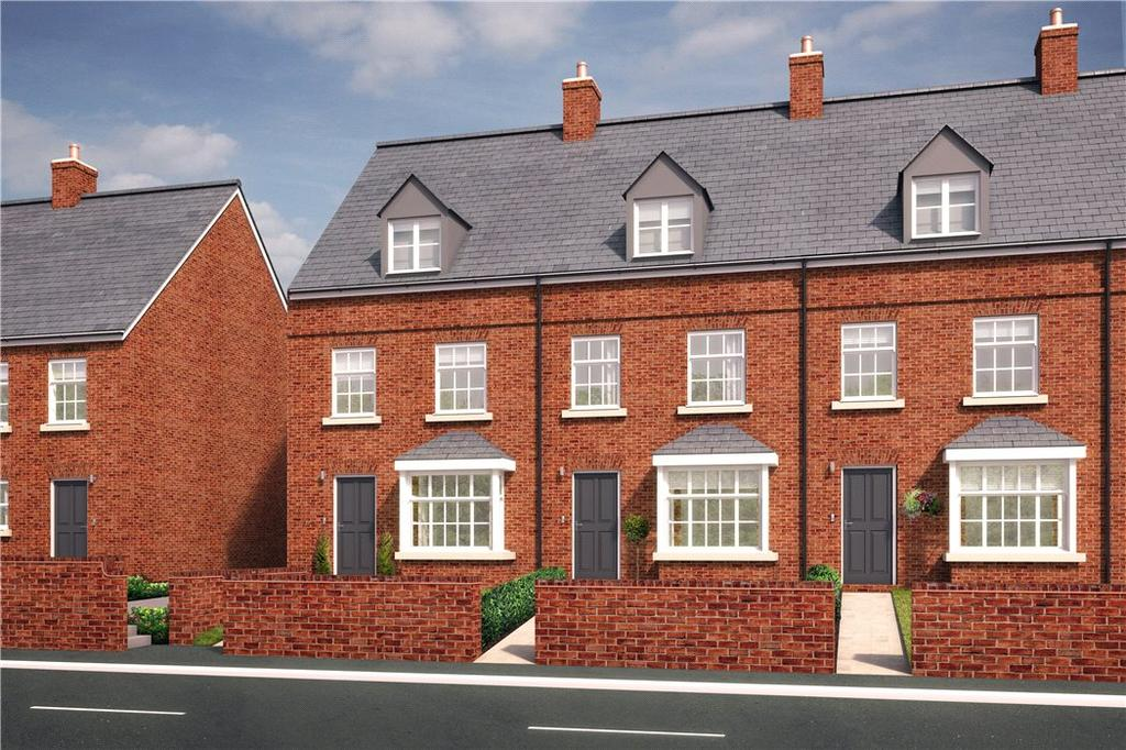 3 Bedrooms Residential Development Commercial for sale in No 32 Otters Holt, Mill Street, Ottery St. Mary, Devon, EX11