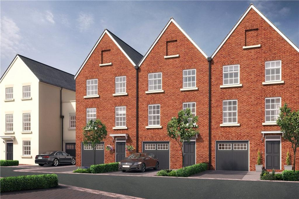 4 Bedrooms Residential Development Commercial for sale in No 11 Otters Holt, Mill Street, Ottery St. Mary, Devon, EX11