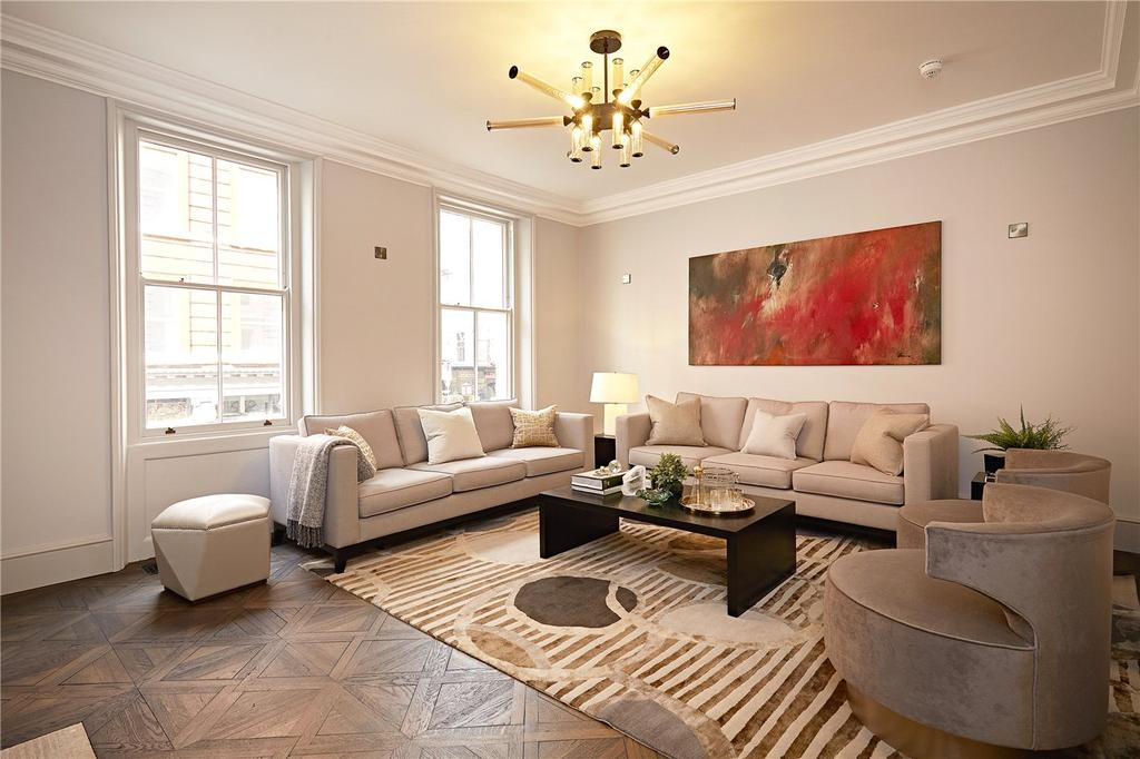 3 Bedrooms Maisonette Flat for sale in Museum Street, London, WC1A