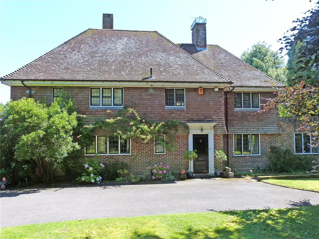 4 Bedrooms Detached House for sale in Lewes Road, Ringmer, Lewes, East Sussex, BN8