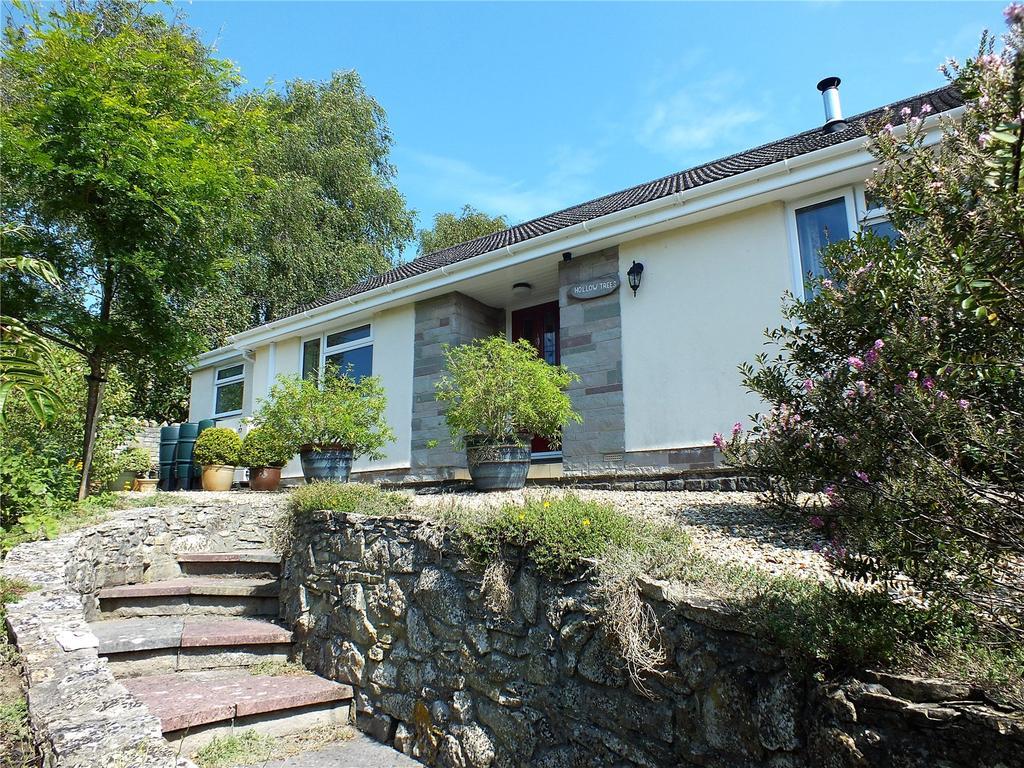 2 Bedrooms Detached Bungalow for sale in Chapel Allerton, Somerset, BS26
