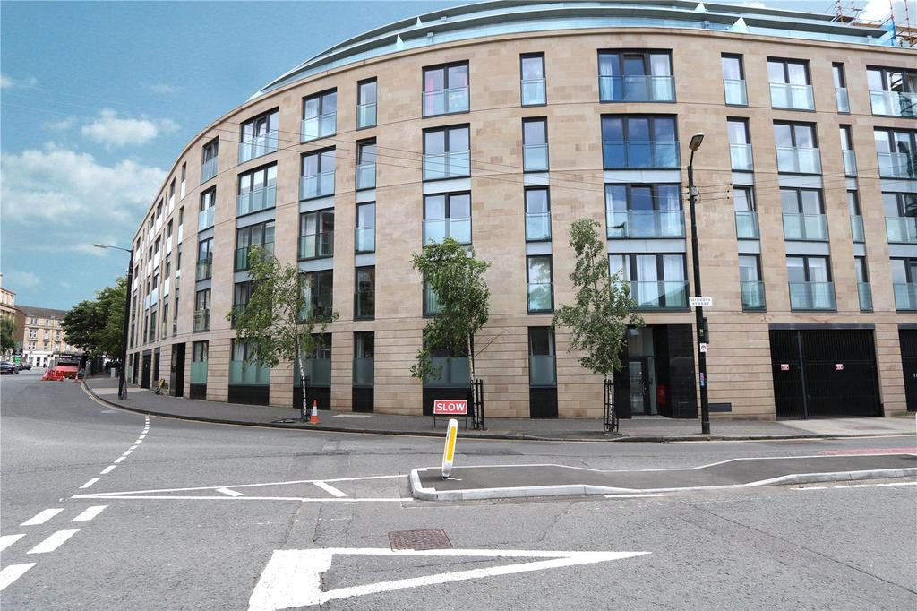 2 Bedrooms Apartment Flat for sale in 1/4, Minerva Street, Finnieston, Glasgow