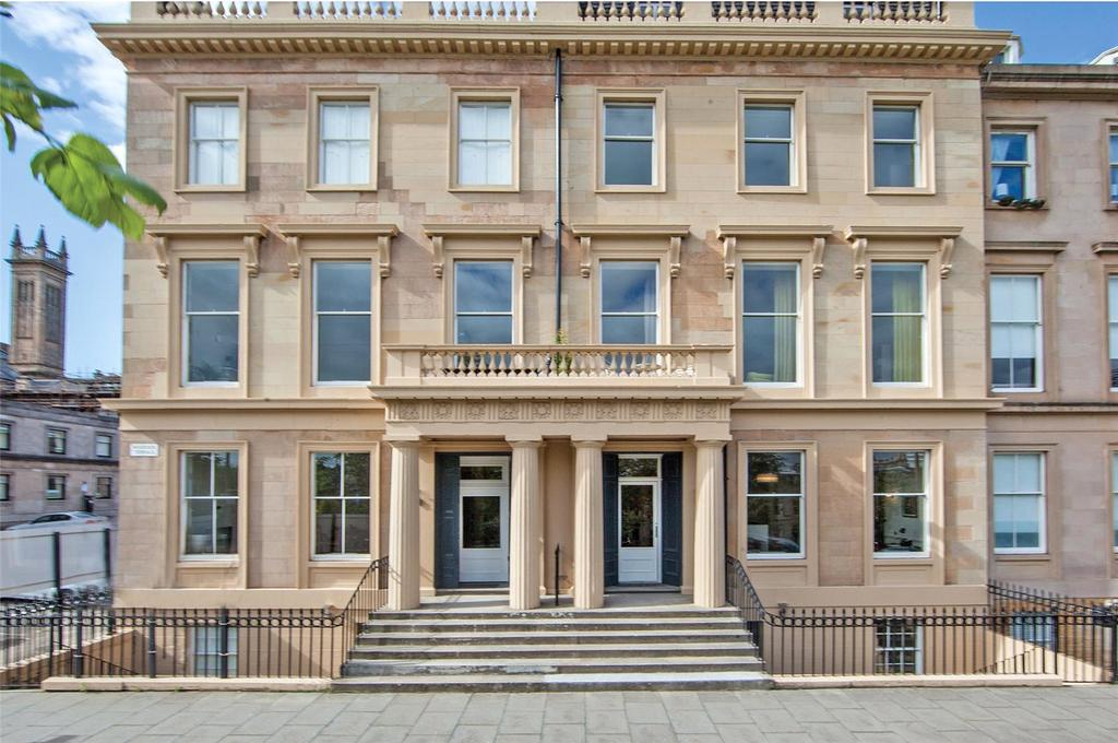 2 Bedrooms Apartment Flat for sale in Flat 2/2, Woodside Terrace, Park, Glasgow