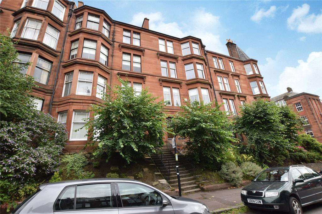 2 Bedrooms Apartment Flat for sale in 2/1, Polwarth Street, Hyndland, Glasgow