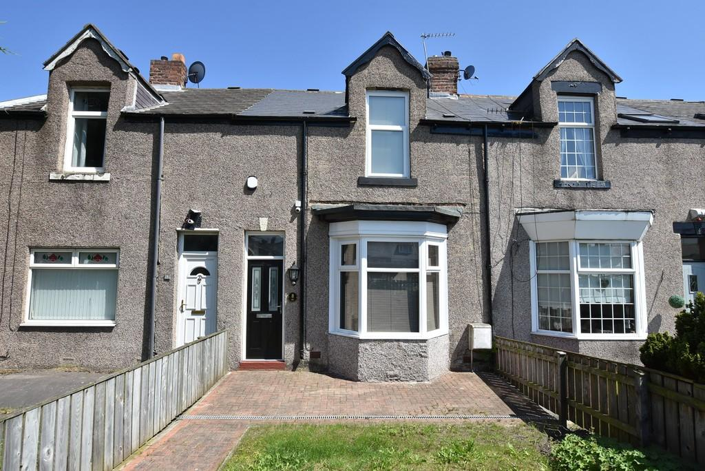 2 Bedrooms Terraced House for sale in Hilda Street, Fulwell