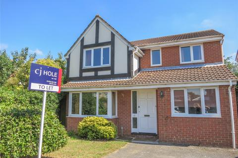 4 bedroom detached house to rent - Brins Close, Stoke Gifford, Bristol, BS34