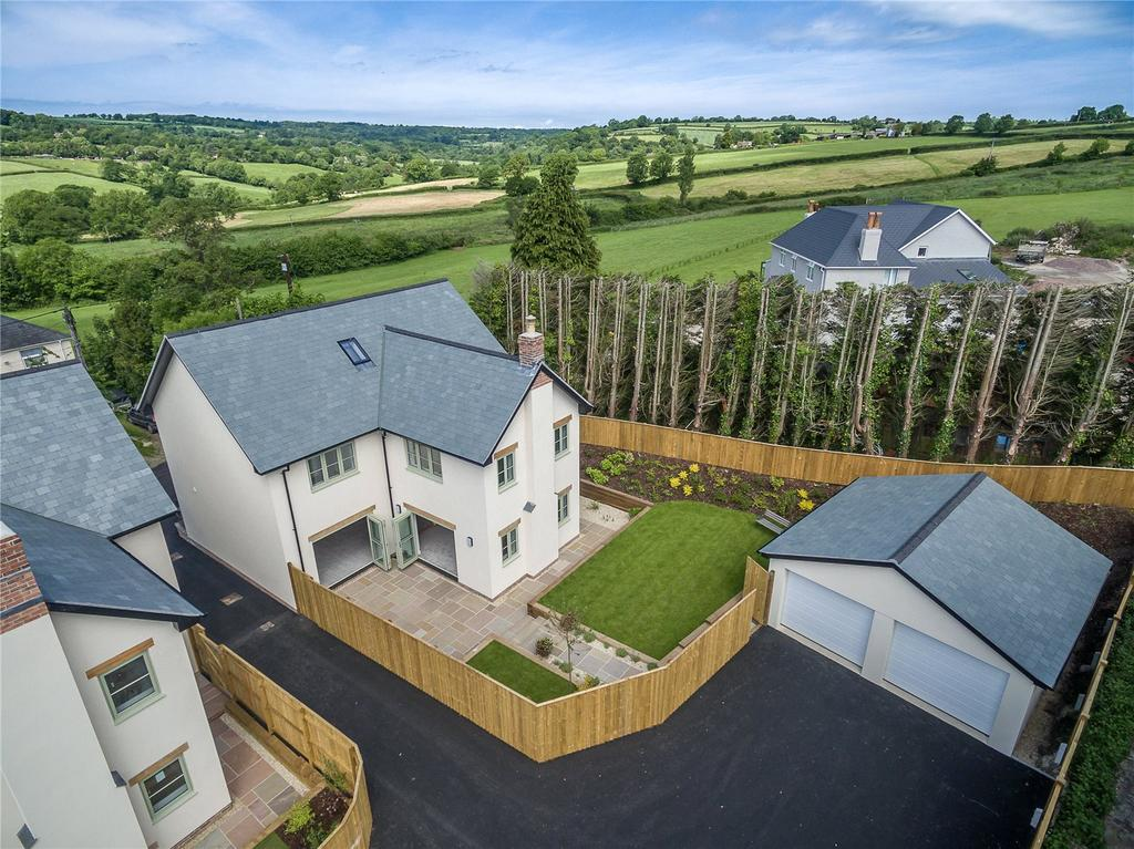 4 Bedrooms House for sale in Off Church Street, Chardstock, Axminster, EX13