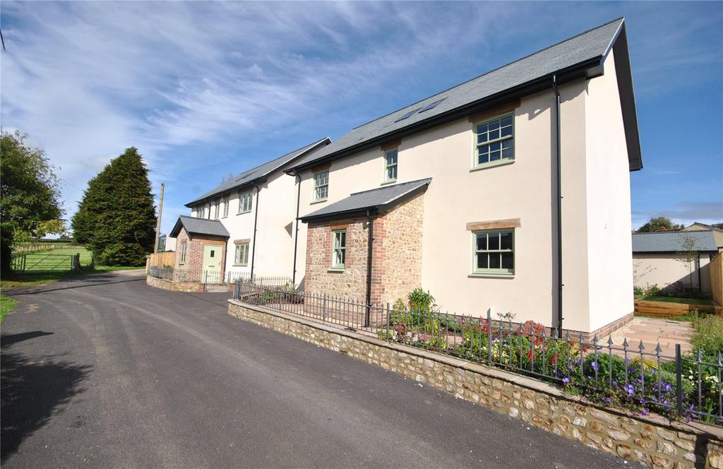 4 Bedrooms House for sale in Off Church Street, Chardstock, Axminster, Devon, EX13