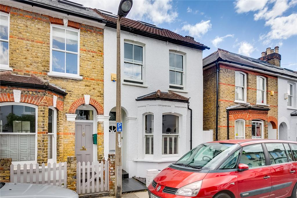 3 Bedrooms End Of Terrace House for sale in Kings Road, London