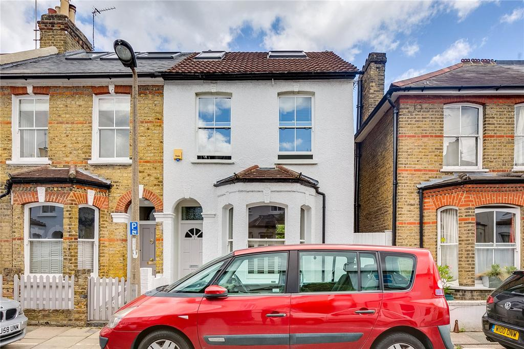 3 Bedrooms End Of Terrace House for sale in Kings Road, East Sheen, London