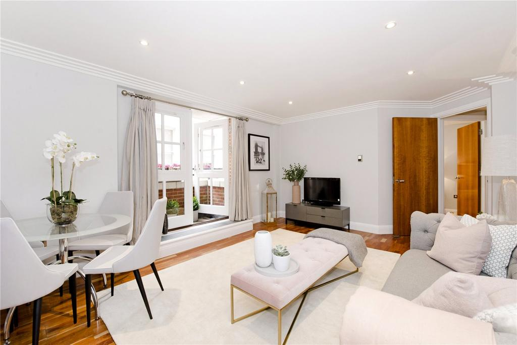 1 Bedroom Flat for sale in Turner House, 6 Exchange Court, London