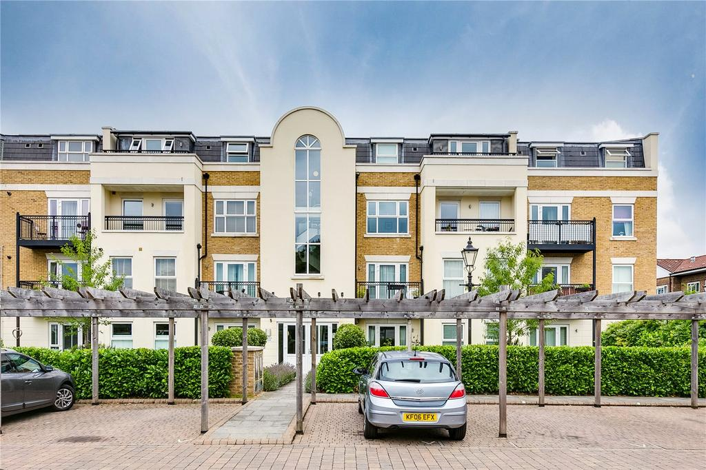 2 Bedrooms Flat for sale in Lincoln Lodge, 4 Wadham Mews, London