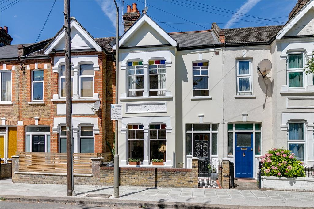 3 Bedrooms Terraced House for sale in Twilley Street, Wandsworth, London