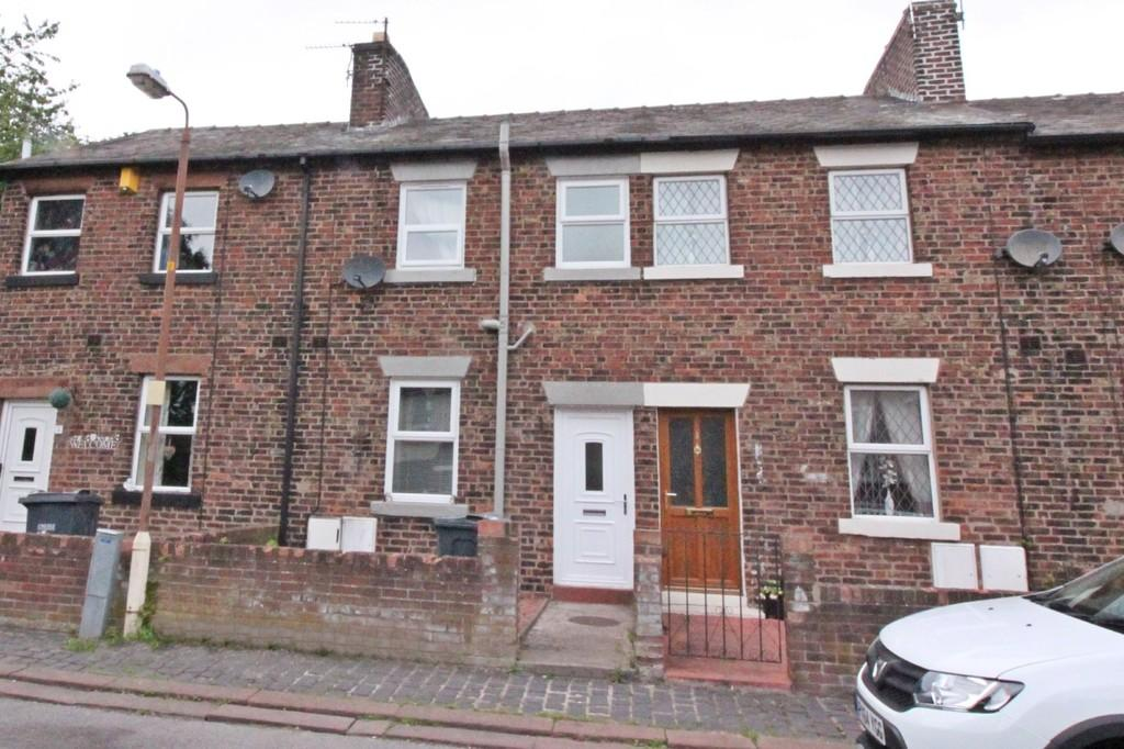 2 Bedrooms Terraced House for sale in Hasell Street, Carlisle