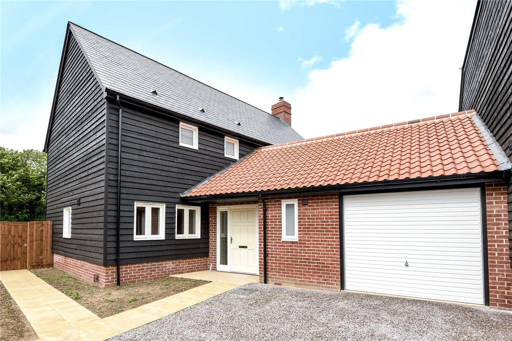 4 Bedrooms Detached House for sale in School View, Caston, Norfolk, NR17