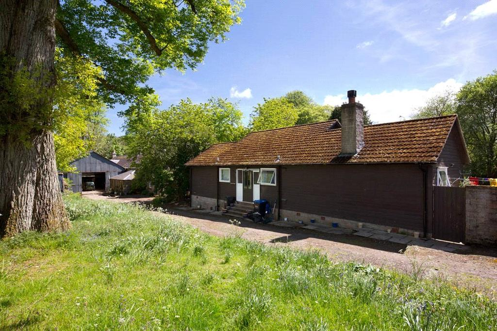 2 Bedrooms Bungalow for sale in Chapel On Leader Estate, Earlston, Roxburghshire
