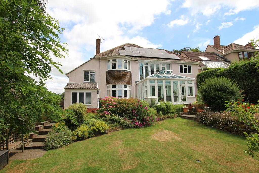 5 Bedrooms Detached House for sale in Oakridge Lane, Sidcot